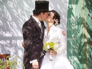 Casamento Ana Paula Arósio e Henrique Pinheiro