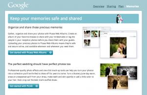 Como organizar e editar fotos de casamento no Google Weddings