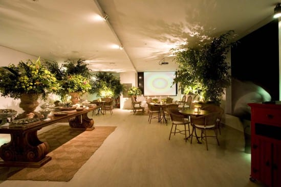 Casamento: lounge de mini wedding no Caza 324