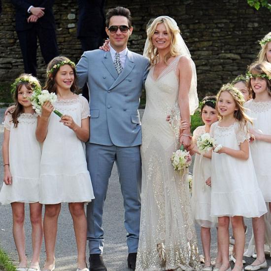 Casamento de Kate Moss e Jamie Hince