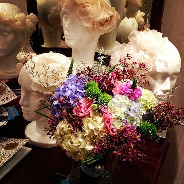 Bouquet de noiva colorido vintge. Arranjo: Vanessa Oz Flores.