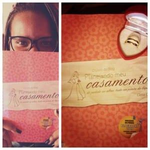 Livro Planejando Meu Casamento