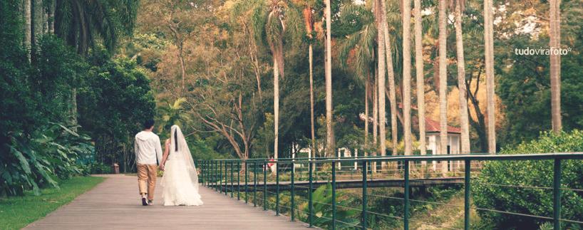 casamento no jardim botanico sao paulo: casamento no Jardim Botânico de São Paulo