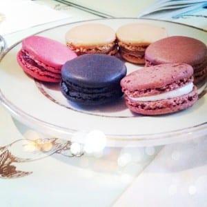 Macarons da Ladurée em Paris. Foto: quirkylifestyle no Instagram.