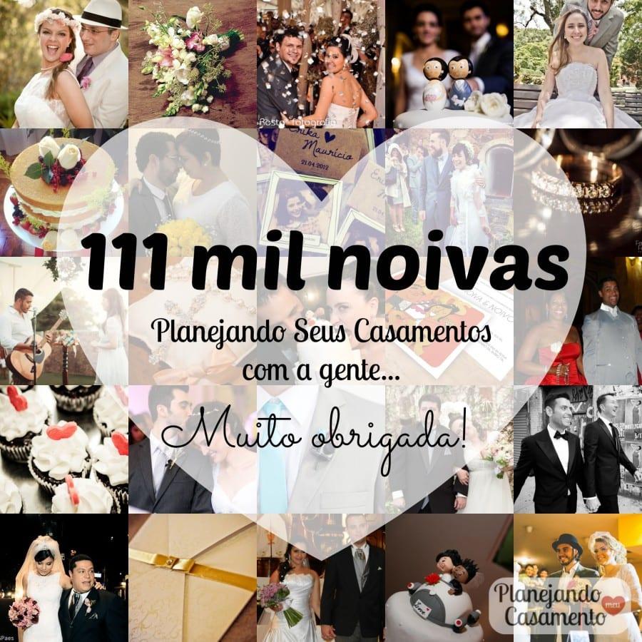 Página do Planejando Meu Casamento no Facebook chega a 111 mil fãs - Planejando Meu Casamento