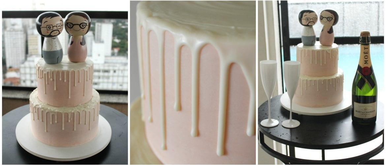 bolo-casamento-mini-wedding-drippy-chocolate-branco-escorrido-dois-andares-noivinhos-topo-babuska4