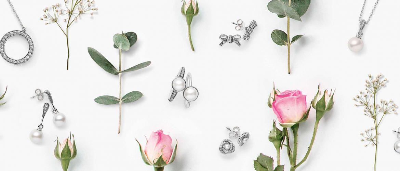 Jóias para madrinhas de casamento da linha Bridesmaid Gift da Pandora.