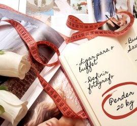 Dieta da noiva: dicas para emgracer antes do casamento e caber no vestido? Blog: Planejando Meu Casamento.
